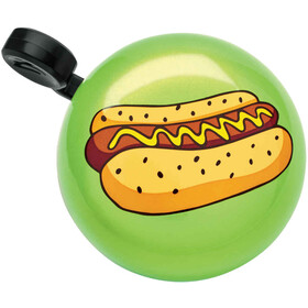 Electra Domed Ringer Ringeklokke, hot dog